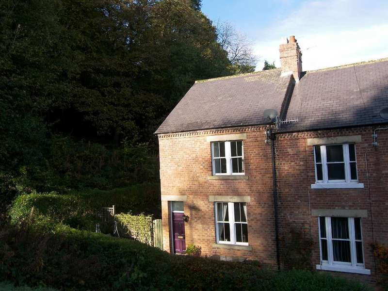3 Bedrooms End Of Terrace House for sale in Auburn Place, Morpeth