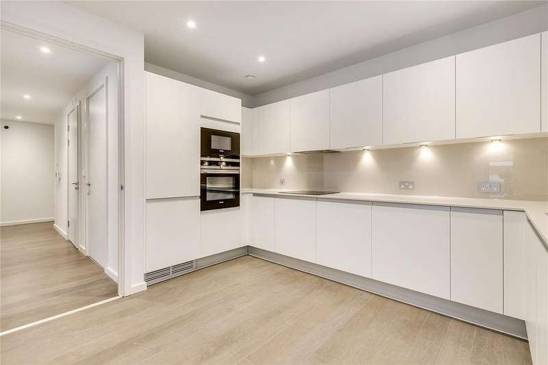 2 Bedrooms Flat for rent in York Way, London