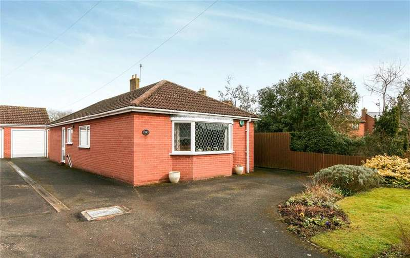 3 Bedrooms Detached Bungalow for sale in Crown Lane, Thurlby, Bourne, PE10