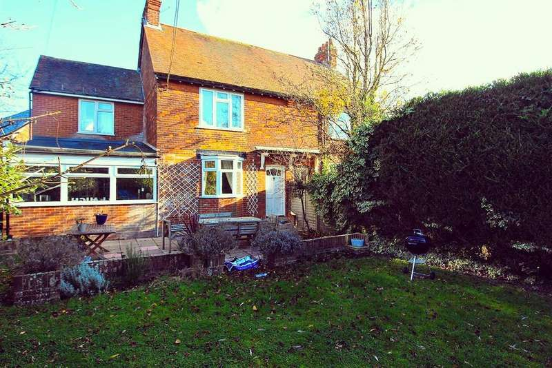 3 Bedrooms Semi Detached House for sale in Condor Gate, Little Waltham, Chelmsford, Essex, CM3