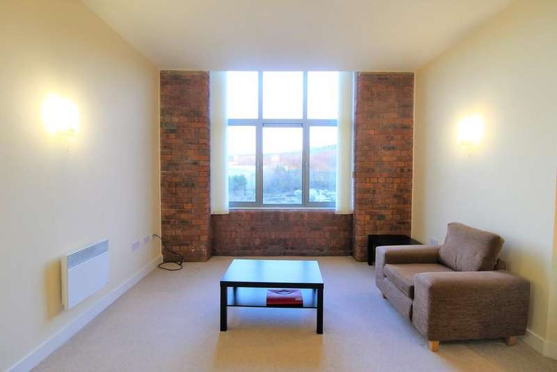 3 Bedrooms Apartment Flat for sale in Silk Mill, Dewsbury Road, Elland