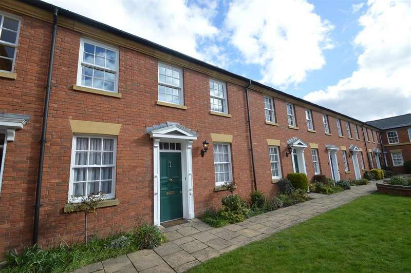 2 Bedrooms Apartment Flat for sale in 23 Thomas Court, Carline Fields, Shrewsbury, SY3 7EX