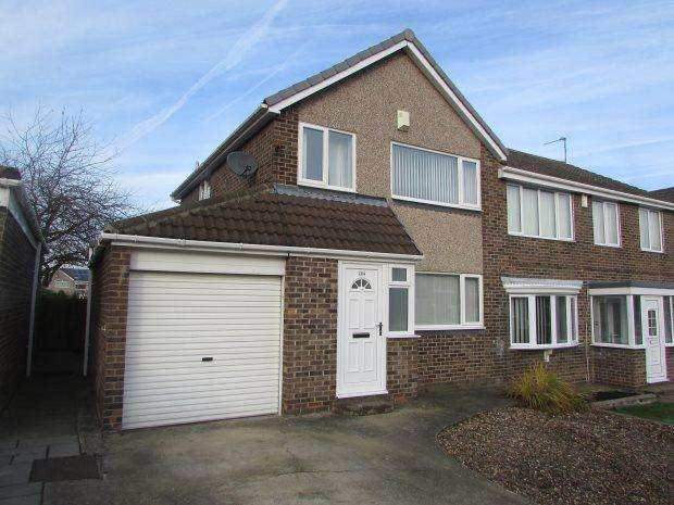 3 Bedrooms Semi Detached House for rent in MAYFIELDS, SPENNYMOOR, SPENNYMOOR DISTRICT