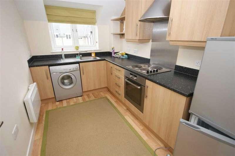 2 Bedrooms Apartment Flat for rent in Empire Court, Bailiff Bridge