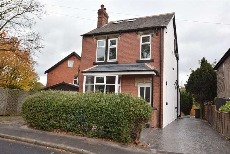 4 Bedrooms Detached House for sale in Jackson Avenue, Roundhay, Leeds