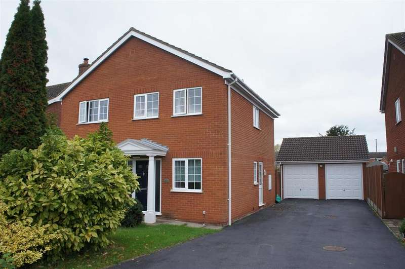 4 Bedrooms Detached House for sale in Willow Springs, Cranfield