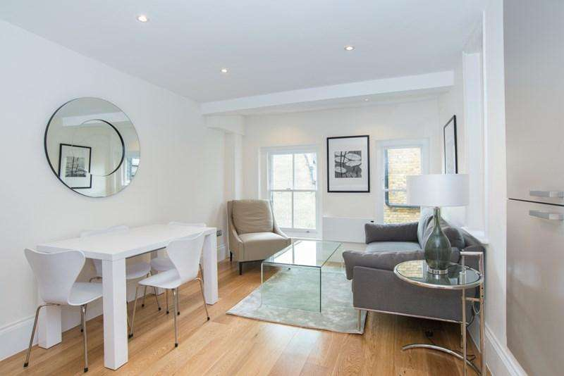 1 Bedroom Apartment Flat for sale in 59-61 Rupert Street, Soho, London