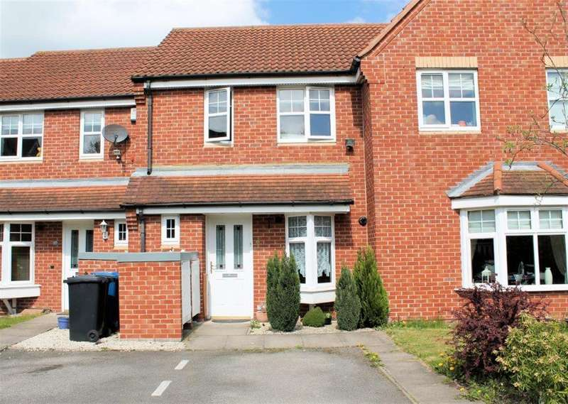 2 Bedrooms Terraced House for rent in Lakeview Avenue, Fazeley, Tamworth
