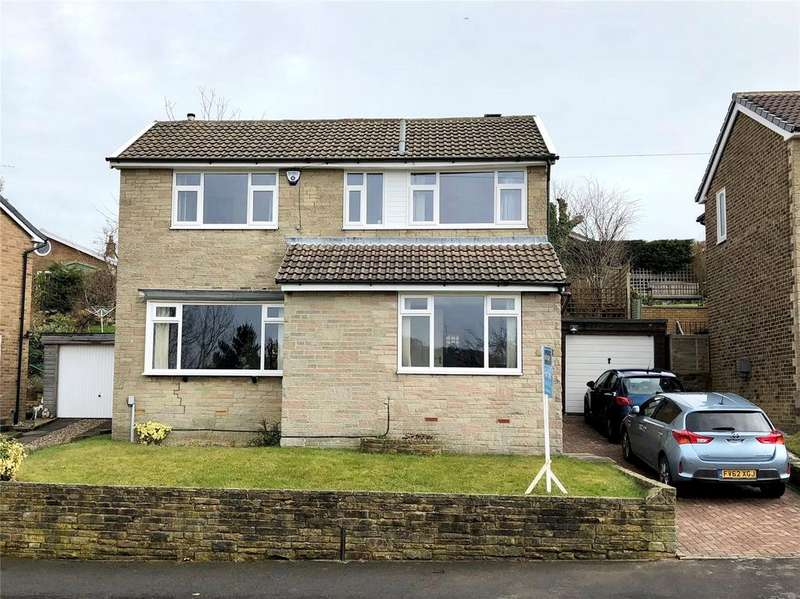 4 Bedrooms Detached House for sale in Longridge, Brighouse, HD6