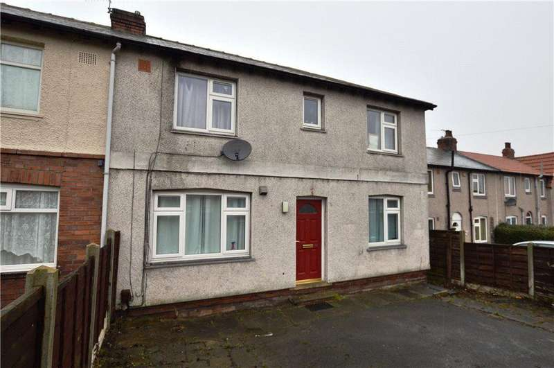 3 Bedrooms Semi Detached House for sale in Milnthorpe Lane, Wakefield, West Yorkshire
