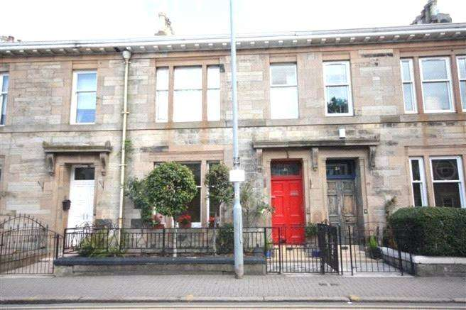 4 Bedrooms House for sale in 19 Dalblair Road, Ayr, South Ayrshire, KA7
