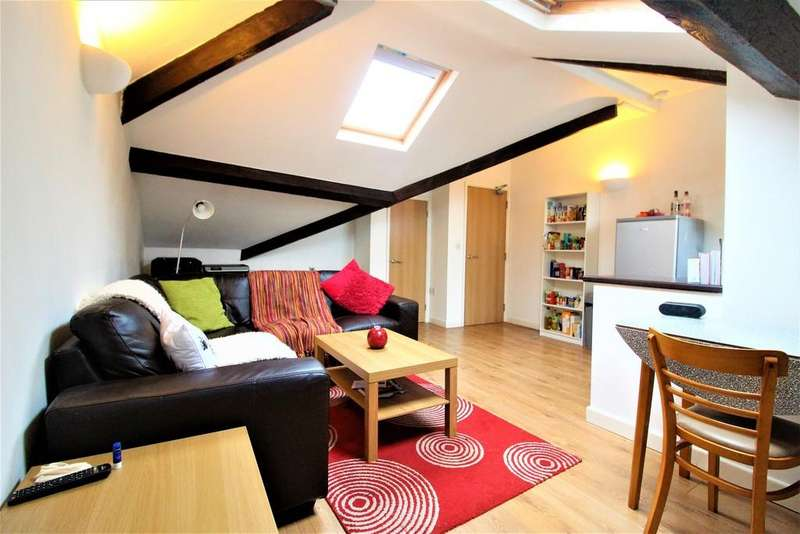 2 Bedrooms Apartment Flat for sale in Clarendon Road
