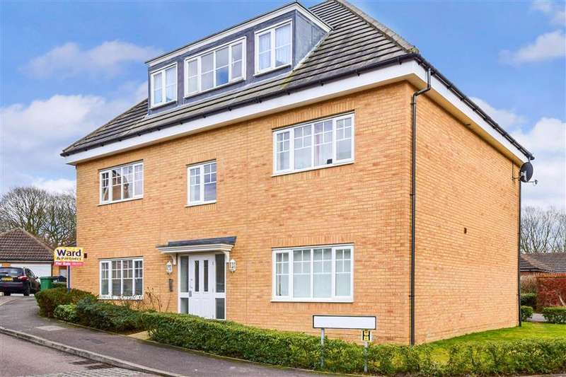 1 Bedroom Apartment Flat for sale in Roman Way, Boughton Monchelsea, Maidstone, Kent