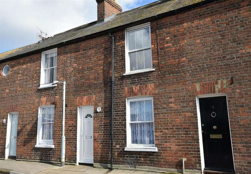 2 Bedrooms Terraced House for sale in Wish Ward, Rye