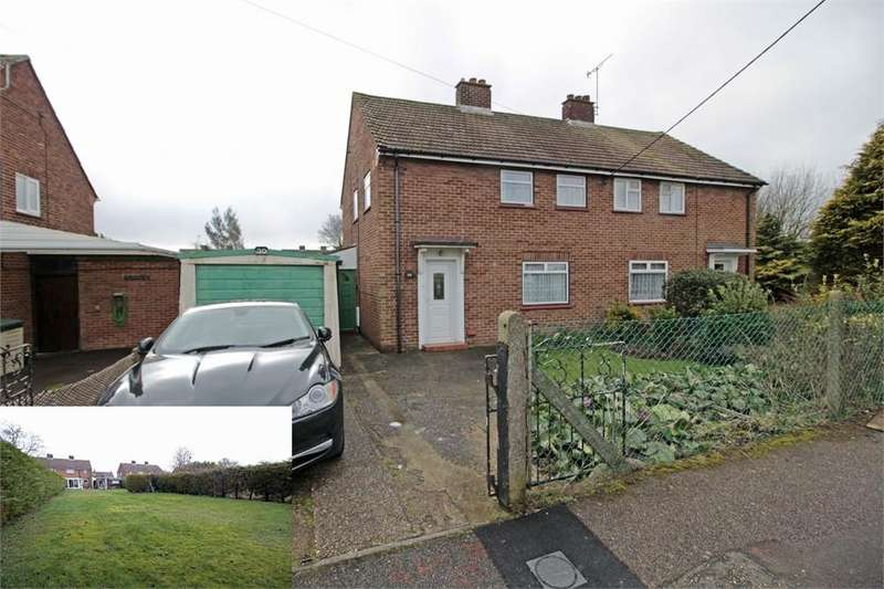 3 Bedrooms Semi Detached House for sale in Barbrook Lane, Tiptree, Essex