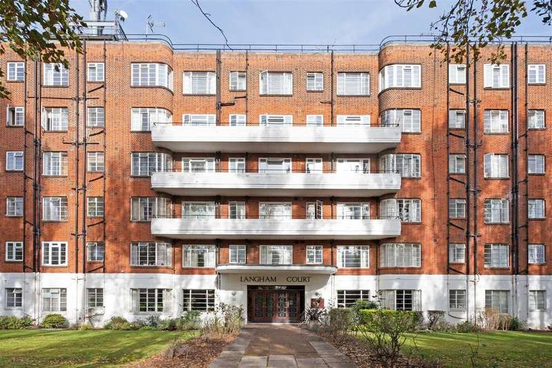 1 Bedroom Apartment Flat for sale in Langham Court, Wyke Road, Raynes Park, SW20