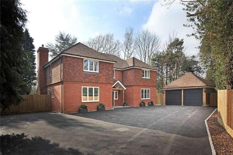 5 Bedrooms Detached House for sale in Dornden Drive, Langton Green, Tunbridge Wells, Kent, TN3