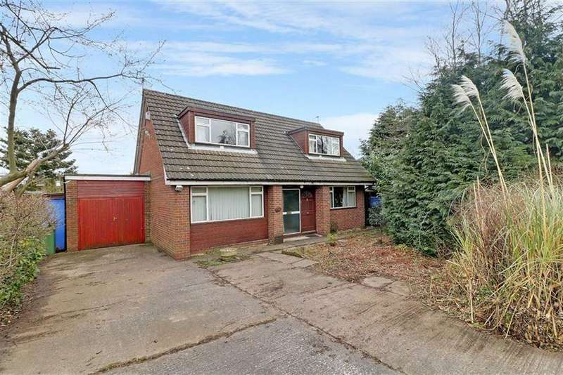 3 Bedrooms Detached Bungalow for sale in Townfields Crescent, Winsford, Cheshire