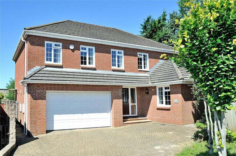 4 Bedrooms Detached House for sale in Bristol Road, Sherborne, Dorset