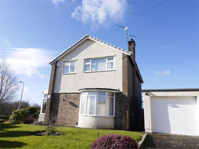 3 Bedrooms Detached House for sale in Norris Close, Penarth