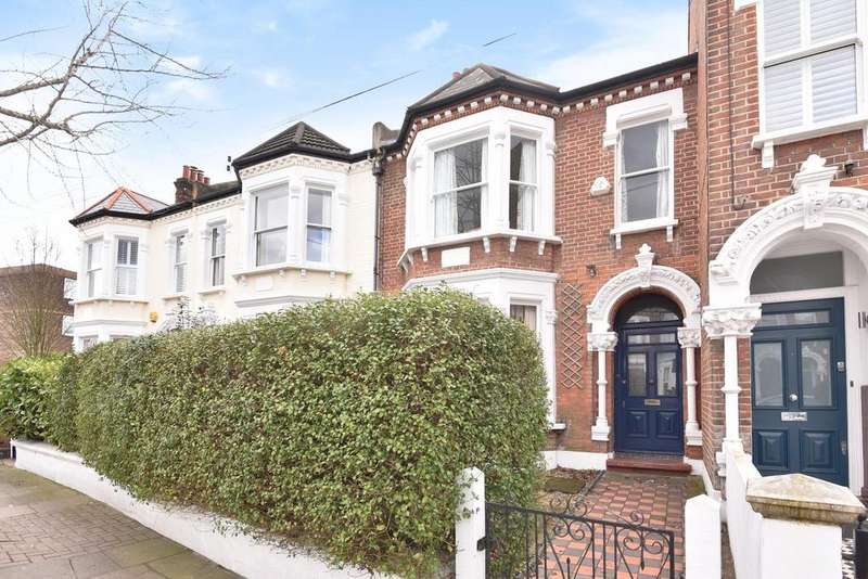 4 Bedrooms Terraced House for sale in Elmfield Road, Heaver Estate