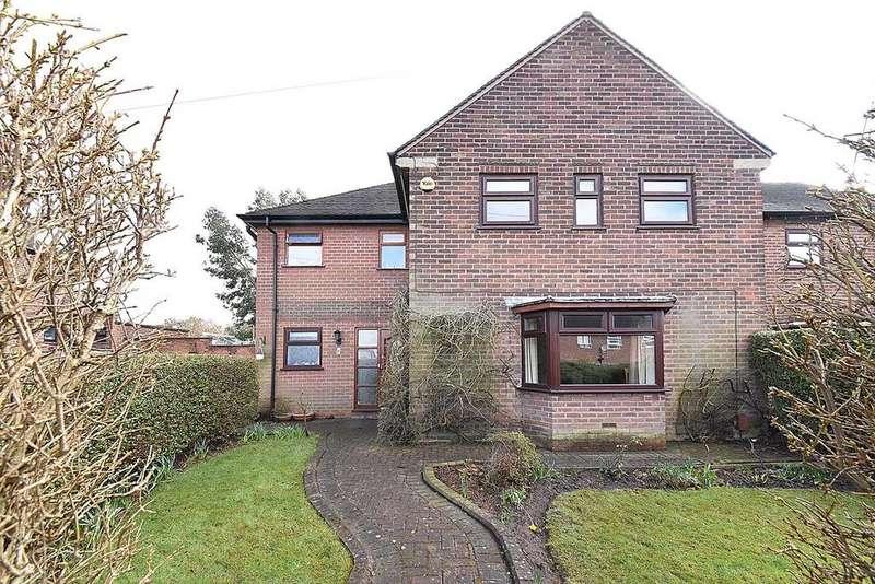 4 Bedrooms Semi Detached House for sale in Beverley Avenue, Appleton