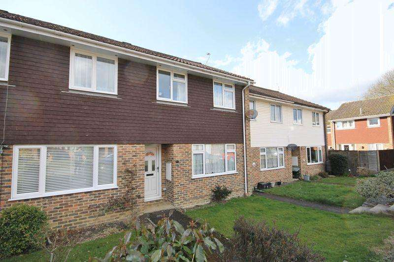 3 Bedrooms Terraced House for sale in Charlwood Gardens, Burgess Hill, West Sussex