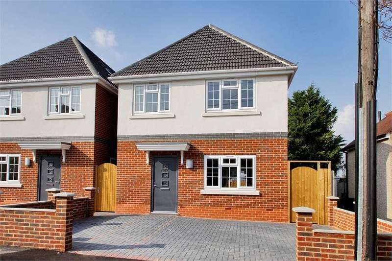 4 Bedrooms Detached House for sale in Mill Road, Hawley