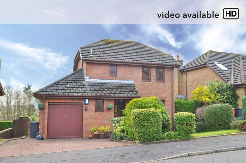 4 Bedrooms Detached House for sale in Abercrombie Drive, Bearsden, East Dunbartonshire, G61 4RR