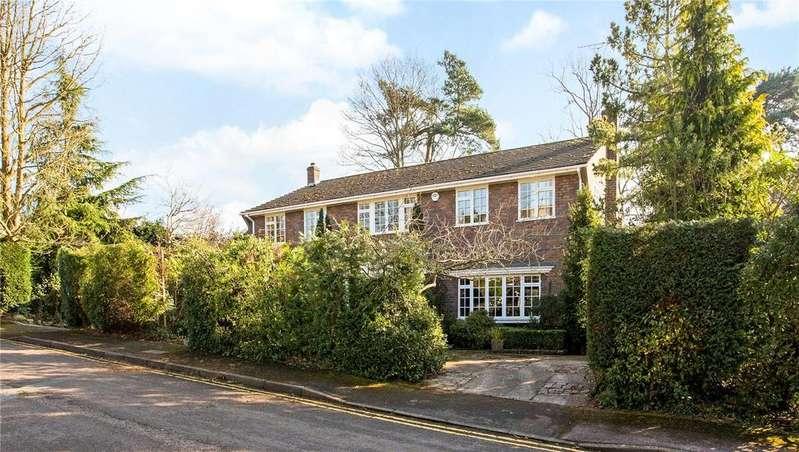 5 Bedrooms Detached House for sale in Chestnut Lane, Sevenoaks, Kent, TN13