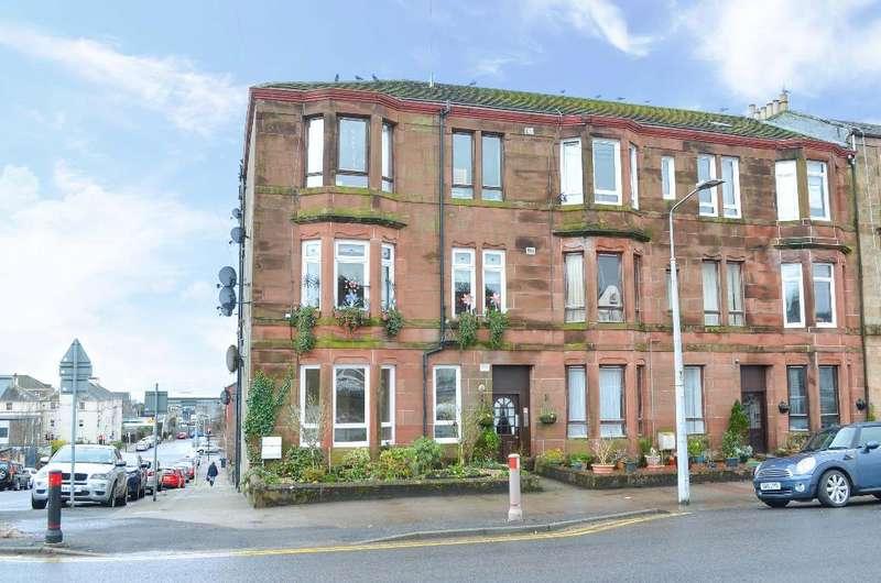 2 Bedrooms Flat for rent in East Argyle Street, Helensburgh, Argyll Bute, G84 7RR
