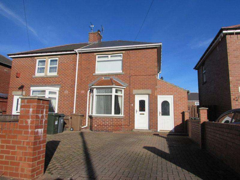 2 Bedrooms Semi Detached House for sale in Woodman Street, Wallsend - Two Bedroom Semi-Detached House