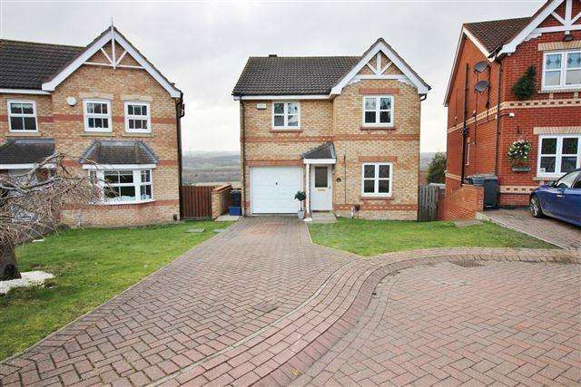 4 Bedrooms Detached House for sale in Haigh Moor Way, Sheffield, S26 4SG