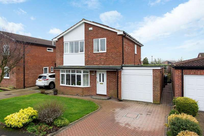 3 Bedrooms Detached House for sale in Spey Bank, York, YO24