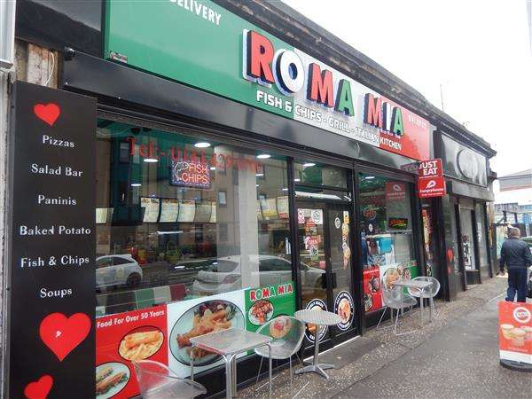 Property for sale in Roma Mia, 39 Paisley Road West, Glasgow