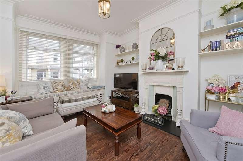 2 Bedrooms Flat for sale in Willow Vale, Shepherd's Bush
