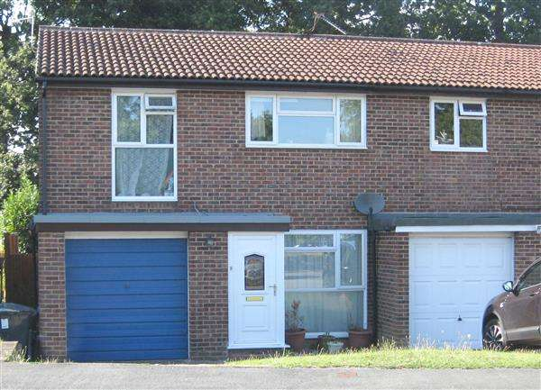 3 Bedrooms Semi Detached House for rent in Priory Way, Haywards Heath