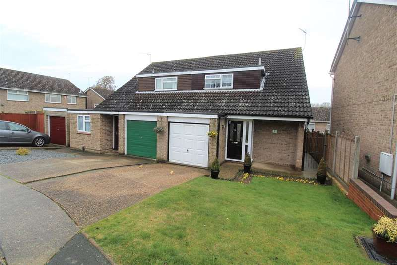 3 Bedrooms House for sale in Netley Close, Ipswich