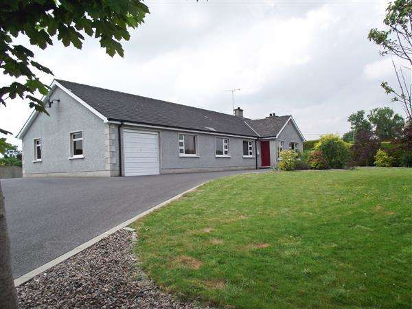 4 Bedrooms Bungalow for sale in 178 Clanabogan Road, Omagh
