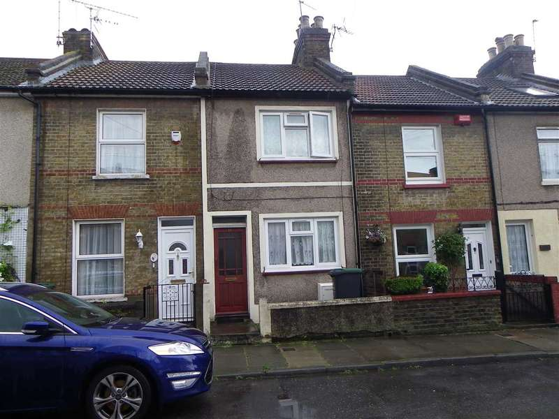 3 Bedrooms Terraced House for sale in Nelson Road, Gravesend
