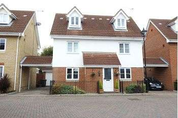 4 Bedrooms Detached House for rent in Yonge Close, Boreham, Chelmsford, CM3 3GY