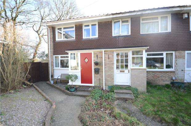 3 Bedrooms End Of Terrace House for sale in White Cottage Close, Farnham, Surrey