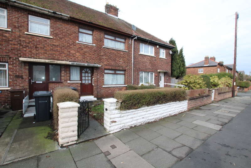 3 Bedrooms Terraced House for sale in Moss Lane, Liverpool, L21