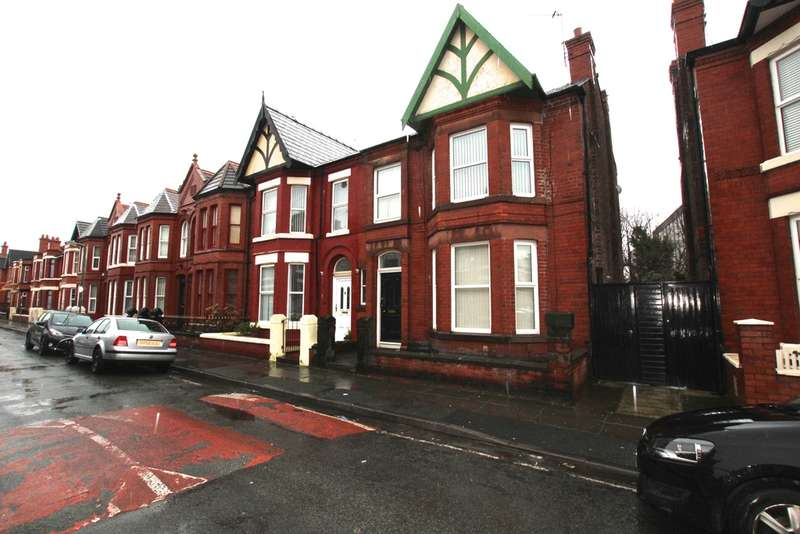 4 Bedrooms Terraced House for sale in Winstanley Road, Waterloo, Liverpool, L22