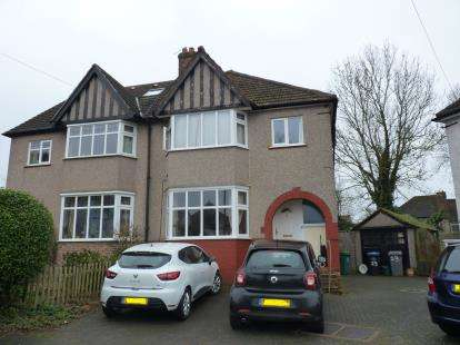 3 Bedrooms Semi Detached House for sale in Hillside, London