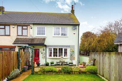 3 Bedrooms Semi Detached House for sale in Redwick Road, Pilning, Bristol, .