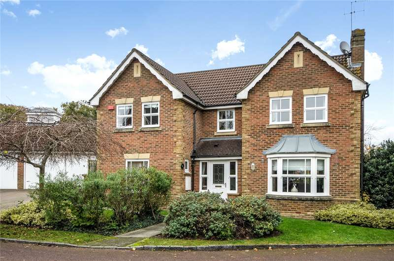 4 Bedrooms Detached House for rent in Roundshead Drive, Warfield, Berkshire, RG42