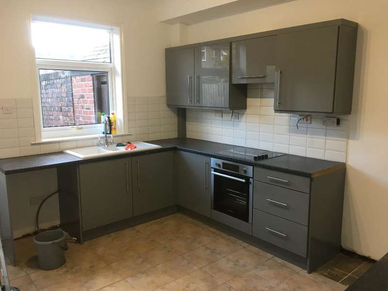 2 Bedrooms Terraced House for rent in Gilberthorpe Street, Clifton, Rotherham, South Yorkshire, S65 2TN