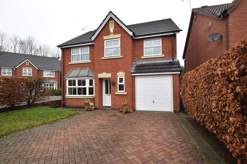 5 Bedrooms Detached House for sale in Hever Avenue, Worcester