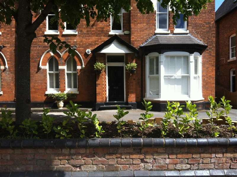 2 Bedrooms Flat for sale in St Augustines Road, Edgbaston